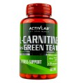 Activlab L-Carnitine Green Tea - 60 caps.