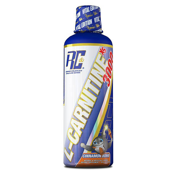 Ronnie Coleman L-Carnitine XS - 465 ml.