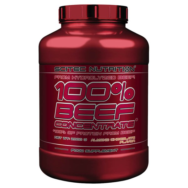 Scitec 100% Beef Hydrolyzed Concentrate 2000 g.