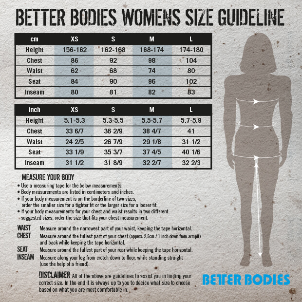 Better Bodies BF Curve Tights