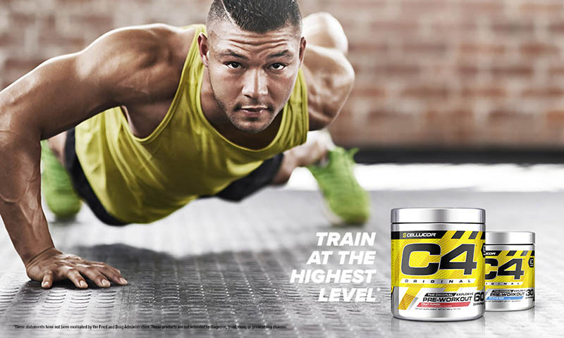 Cellucor Original C4 EU