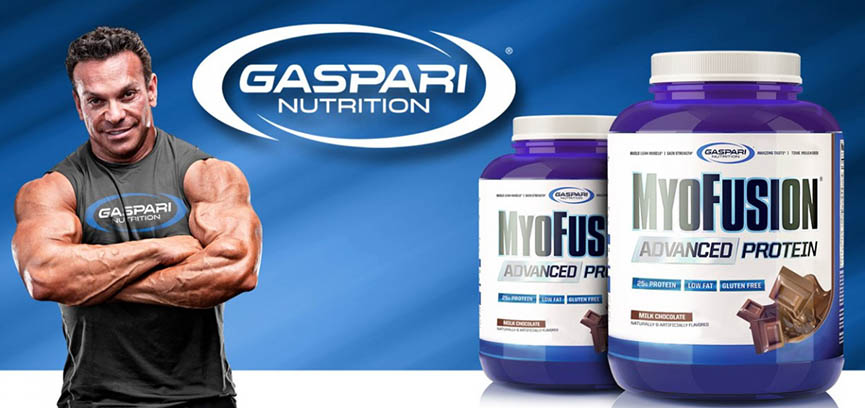 Gaspari Myo Fusion Advanced