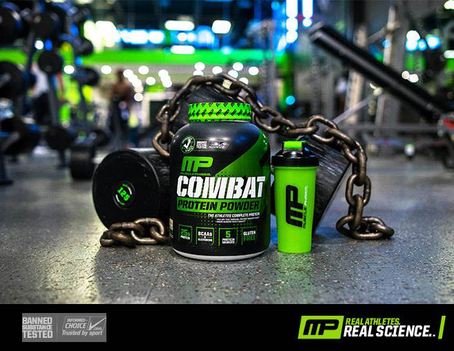 Musclepharm Combat Award