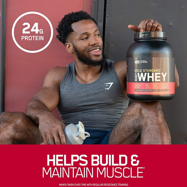 Whey Gold Standart 908 g NEW LOOK