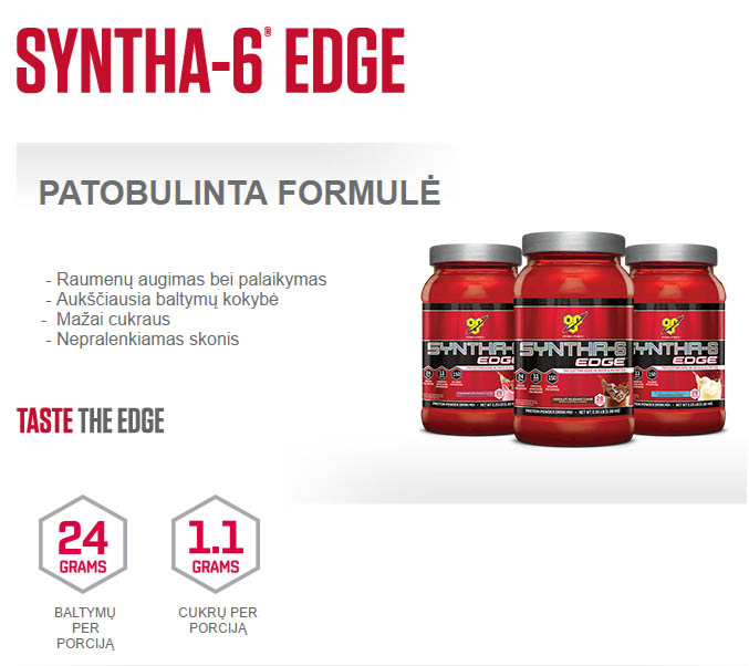 bsn syntha 6 edge banner