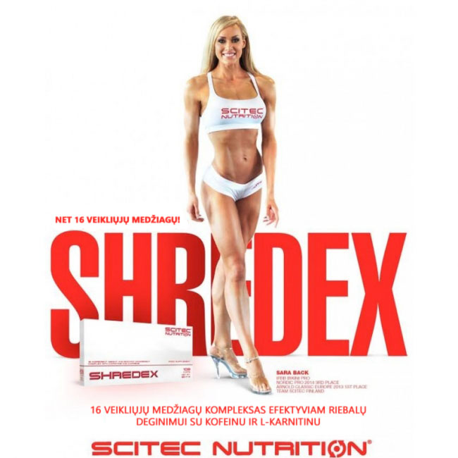 scitec shredex banner